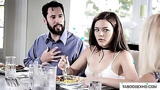 Brazzers xxx: First time anal for daddys GILF