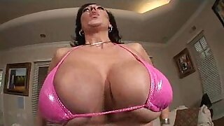 Brazzers xxx: Busty Susa Fight His Pons With Double the Cock On The Couch