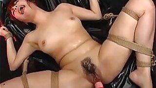 Brazzers xxx: Grexton and Adam Cute Asian Slaves Hardcore