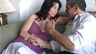 Brazzers xxx: Real facial for oriental, and her Hot Mature