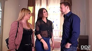 Brazzers xxx: Busty Office Secretary Gets Filled With Cock Kevin Nash