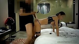 Brazzers xxx: Asian chick fucked in different positions
