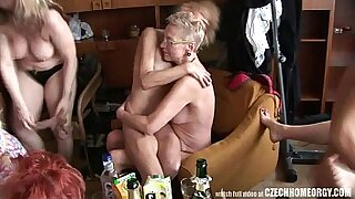 Brazzers xxx: Crazy real homemade hardcore sex with a gangbang
