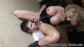 Brazzers xxx: Subduing dirty whore for some fresh milk