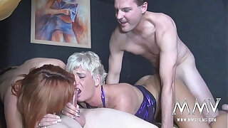 Brazzers xxx: MMV FILMS The more the merrier