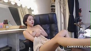 Brazzers xxx: Korean girl webcam show See