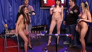 Brazzers xxx: Sybian Harmony,Dana Dearmond,Annie Cruz
