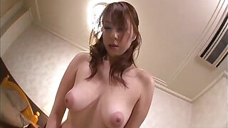 Brazzers xxx: Araki Hitomi sensual woman plays dirty on a big cock