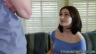 Brazzers xxx: Teen gets ass pounded