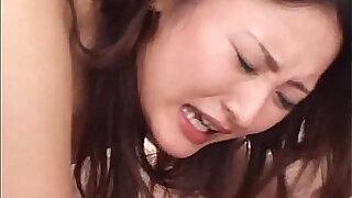Brazzers xxx: Perfect threesome Japan porn with amazing Risa