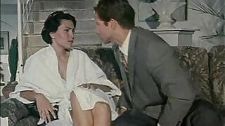 Hot vintage porn with a hot woman who cheats on her husband - 900