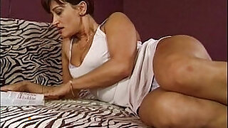 Brazzers xxx: Mature Brunette Cunt Anal And Pussy Hammered