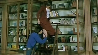 Brazzers xxx: Lovely Library