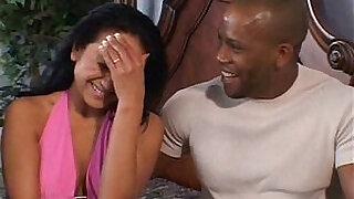 Brazzers xxx: Interracial Anal Asian Black Swinger Fucks Stranger