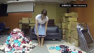 Brazzers xxx: japanese idol marukajiriyuko panties hiddencam