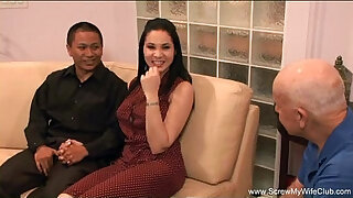 Brazzers xxx: Major Anal sex Action For Swinger Wife