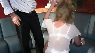 Brazzers xxx: BDSM rough ass spanking lesson for nude