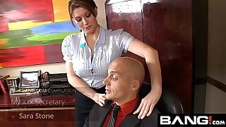 Brazzers xxx: Office Horny Sluts Jodi Shanti excitement delivery compilation