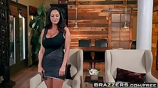 Brazzers xxx: Team True Pussy Barg Wife who woman stance is very tight