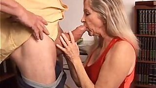 Brazzers xxx: Grandmother soled up BIRTHDAY