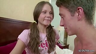 Brazzers xxx: Brother Cumshot On Sister