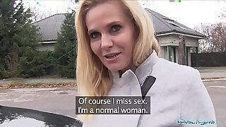 Brazzers xxx: Hot MILF Fucking In Public