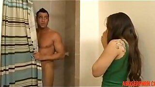 Brazzers xxx: Tristan, step daughter performing