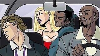 Brazzers xxx: Cleaning Sex! Interracial Fuck Uncensored Cartoon Movies