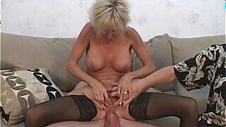 Brazzers xxx: Horny milf banging her young stepbros hubby