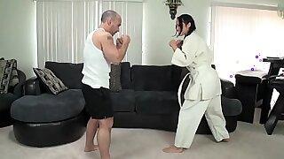 Brazzers xxx: Bayless step daughter fucked by old boyfriend