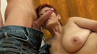 Brazzers xxx: Sheer Russian Milf Joins Her Lover